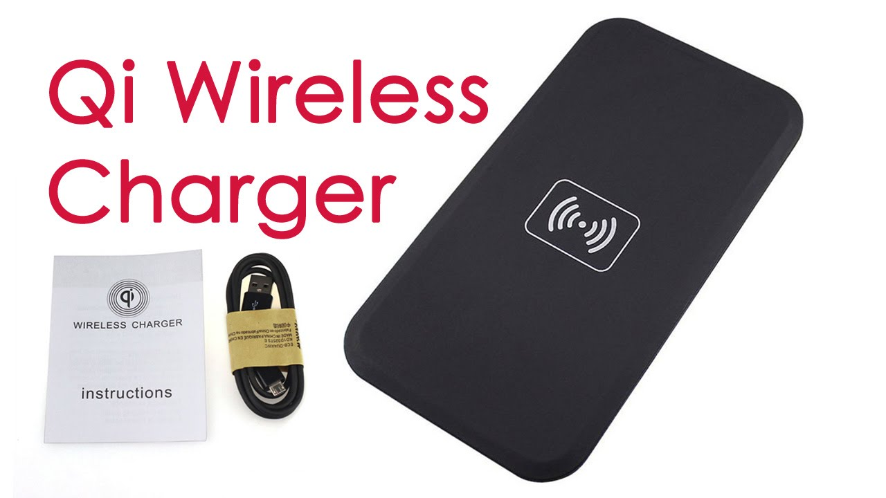 qi wireless charger from china testing youtube. Black Bedroom Furniture Sets. Home Design Ideas