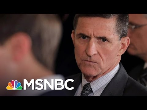 Russia Behind Mike Flynn's Work For Turkey: Report | Rachel Maddow | MSNBC
