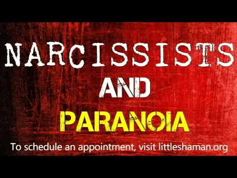 Narcissists And Paranoia