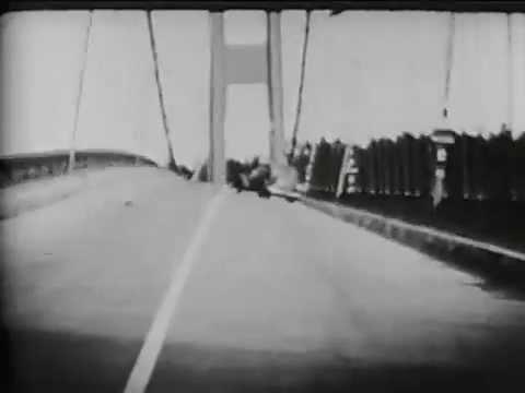 Destruction Du Pont De Tacoma En 1940