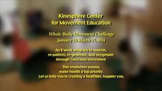 Kinesphere Center Promo - Whole Body Movement Challenge