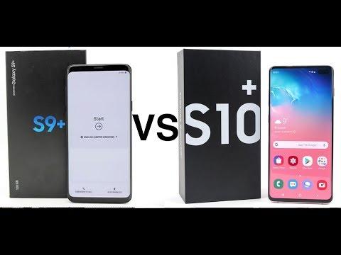 Samsung Galaxy S10 Plus vs S9 Plus Comparison Review (Part 2)