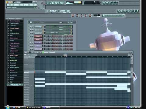 Eminem - 25 to Life FL STUDIO Remake (Recovery)