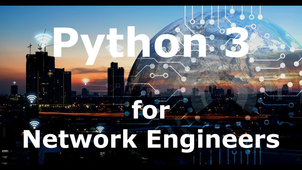 Python 3 Network Automation for Network Engineers: Configure switch with a  Python script