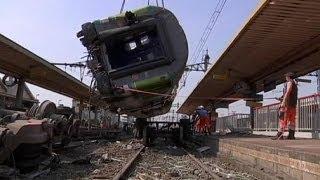 French rail crash at Brétigny-sur-Orge claims seventh victim