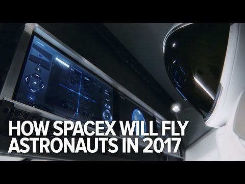 How SpaceX Crew Dragon will fly astronauts in 2017