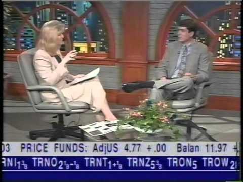 Dec. 9, 1993 episode of CNBC's