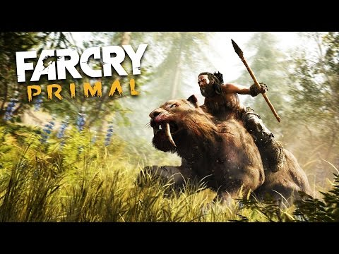 Far Cry Primal  BECOMING THE BEAST MASTER!!!  Part 1 Far Cry Primal Gameplay