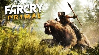Far Cry Primal - BECOMING THE BEAST MASTER!!! // Part 1 (Far Cry Primal Gameplay)