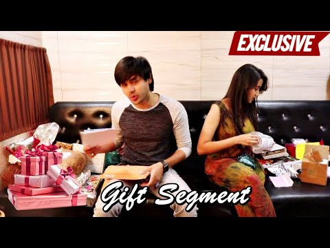 Randeep Rai & Ashi Singh Unwrap Fans Gifts | Yeh Unn Dino Ki Baat Hai | EXCLUSIVE
