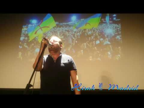 M. Numidia - Ayarrif A Ra3rassi [New Album 2017] (Hirak Madrid 20/05/2017)