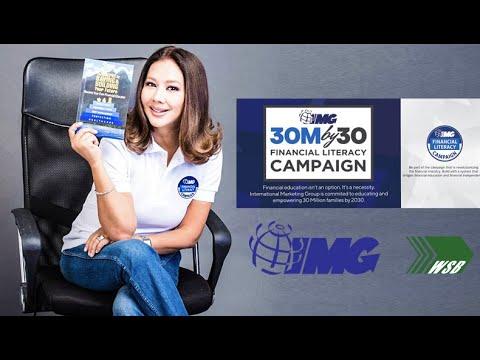 IMG Ambassador Korina Sanchez