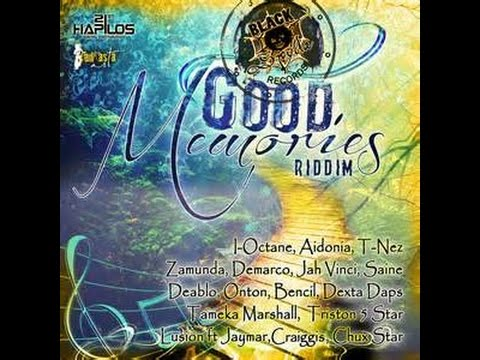 Good Memories Riddim Mix September 2012 (BlackSpyda Production)