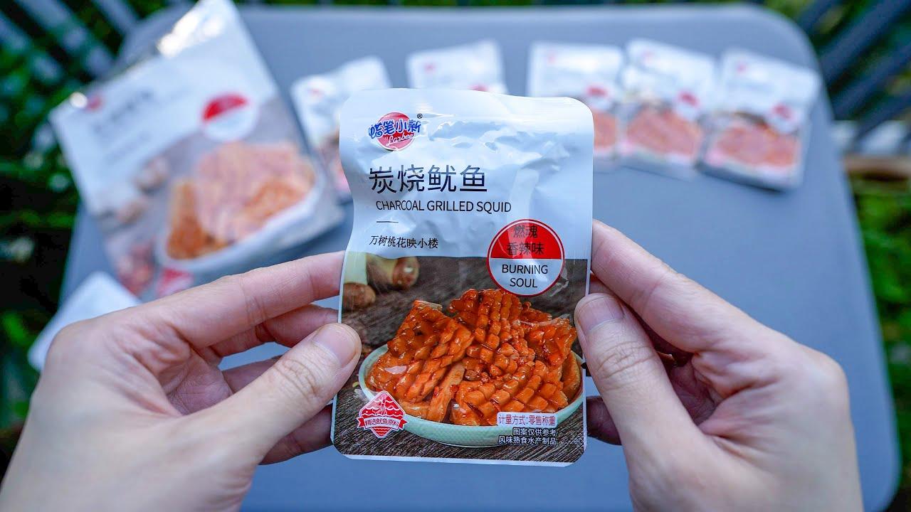 15 Chinese Snacks & Drinks