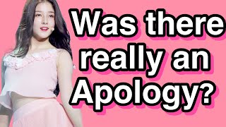 """Why I Will Not Be Accepting K-buzz's """"apology"""""""