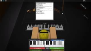 Piano Roblox -Fr. À Zanarkand, [Final Fantasy] Chanson 2