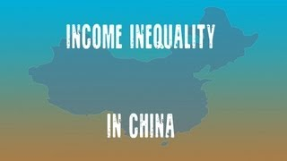 Income Inequality in China thumbnail