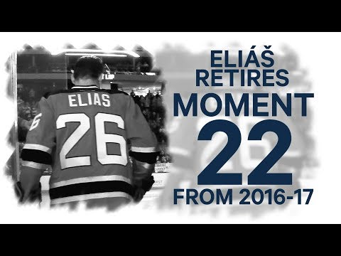 No. 22/100: Elias retires from the NHL