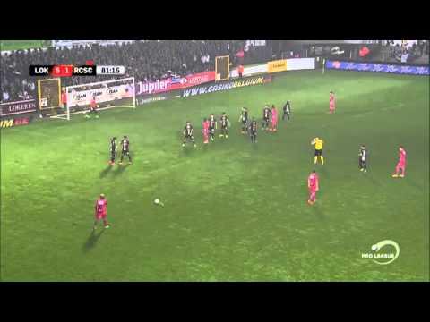 Neeskens Kebano - RSC Charleroi