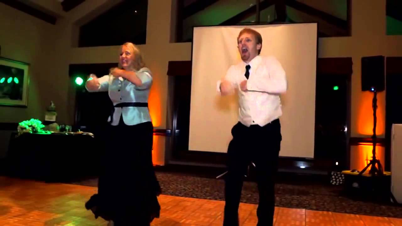 The Most Amazing Mother Son Wedding Dance Ever