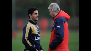 Is Mikel Arteta The Right Man To Replace Arsene Wenger?