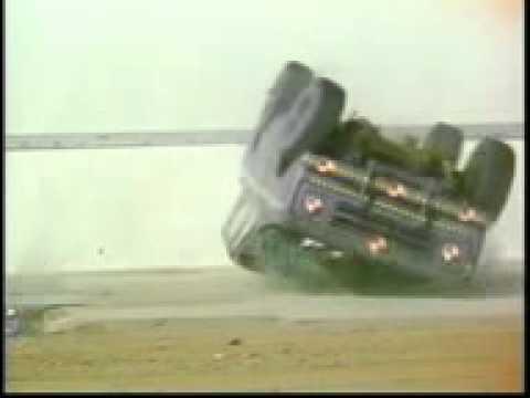 Scout II crash test video
