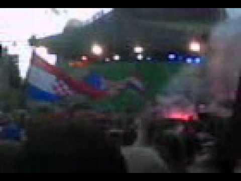 Italy-Croatia in Zagreb 2