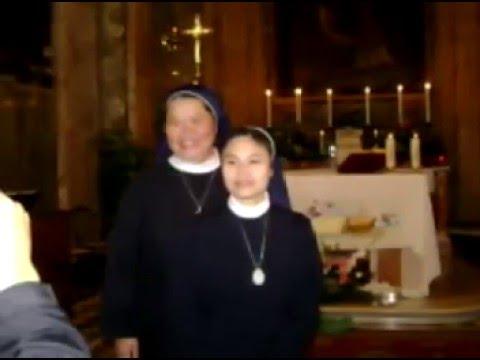 Professione Perpetua di Suor Grace Ilagan - Roma