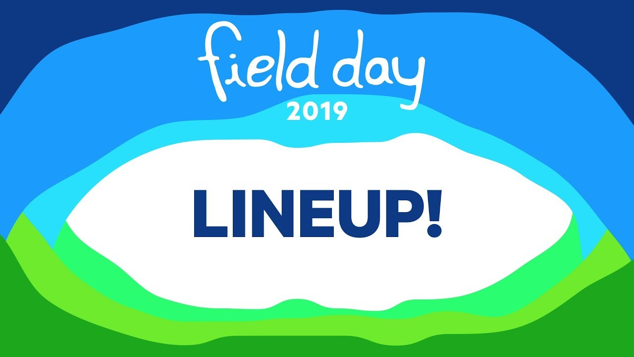 Field Day 2019 Lineup Announced - Music Feeds