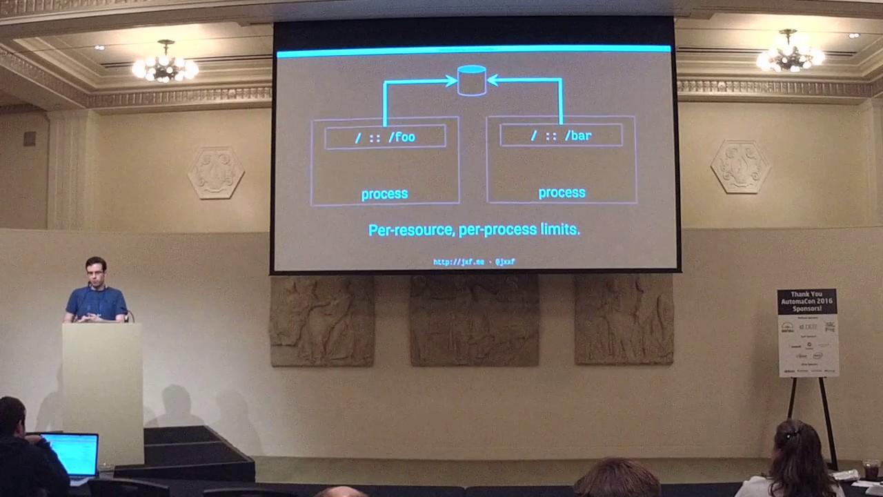 AutomaCon 2016: Unikernels: A New Frontier (John Feminella, Pivotal)
