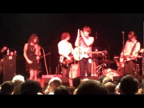 "Trapper Schoepp & The Shades feat. Rami Jaffee - ""Tracks"" - First Avenue, 10/27/12"