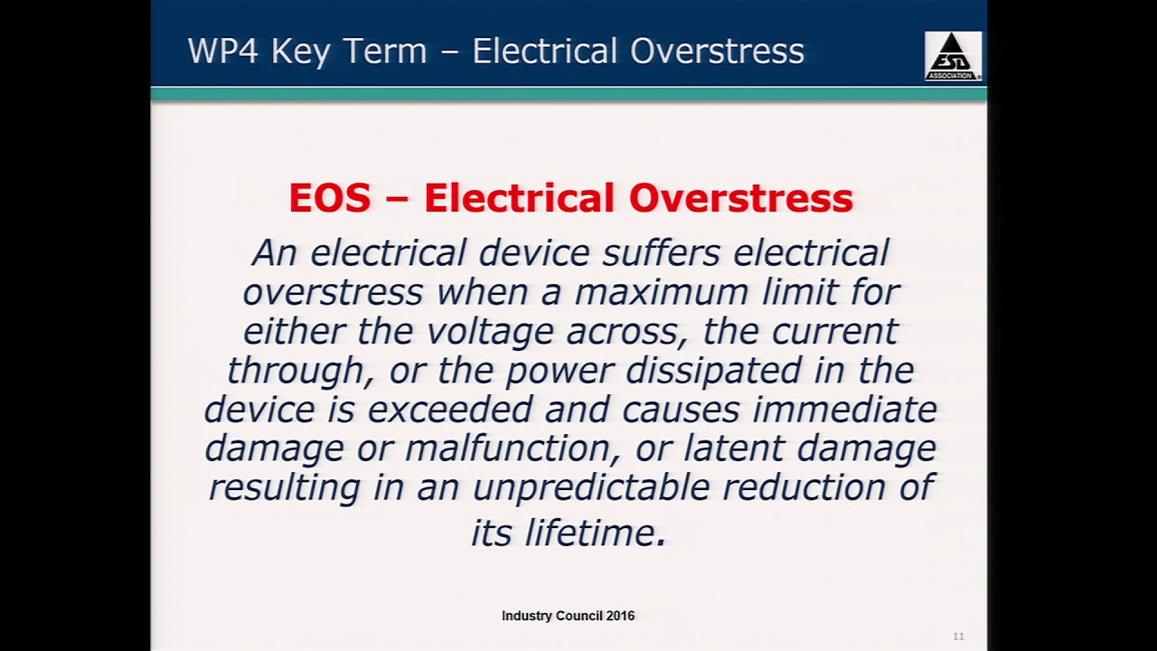 EOS/ESD Symposium » EOS/ESD Association, Inc