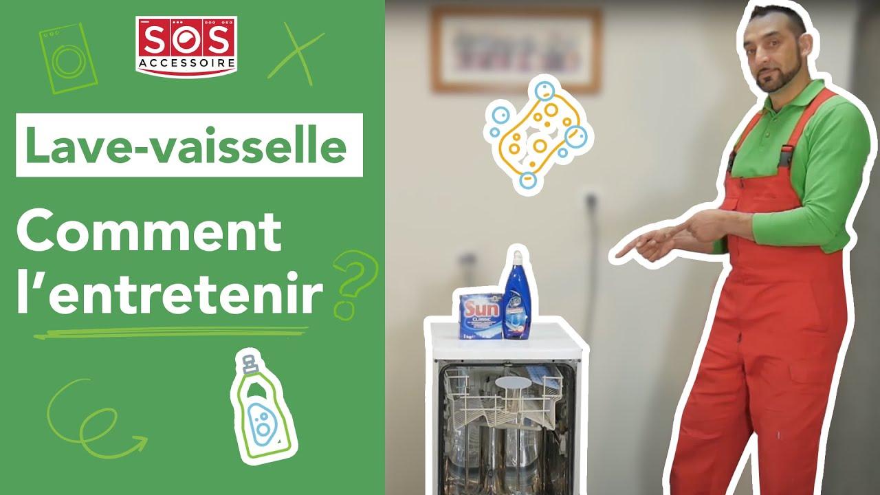 Entretien Du Lave Vaisselle comment entretenir son lave-vaisselle ?