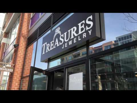 Treasures Jewelry Now Open In South Loop Chicago
