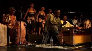 The Making of Rhythm Rituals - Karifi and the African Union Dancers