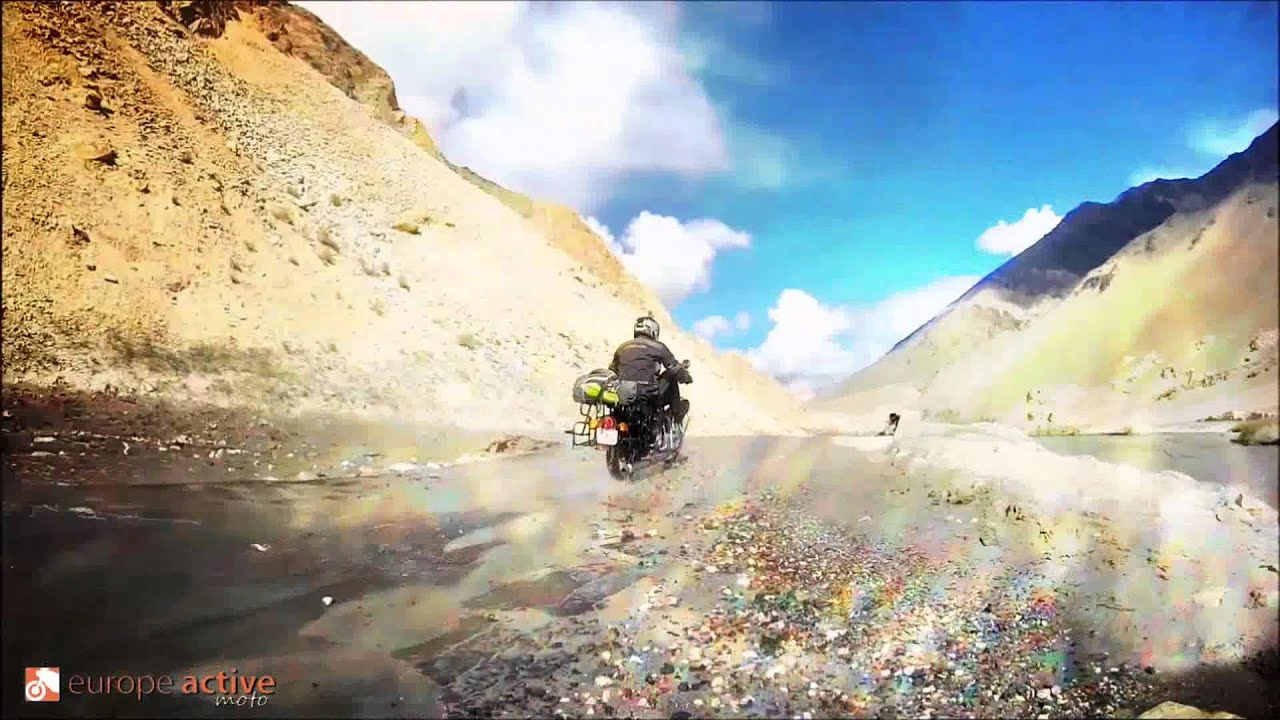 voyage moto en himalaya europe active youtube. Black Bedroom Furniture Sets. Home Design Ideas