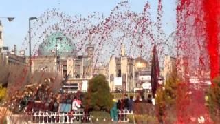 Shahadate Imam e Raza (AS) - Falka e Aaab - Iran Mashhad
