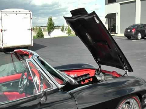 Corvette Auto Hood Opener Youtube