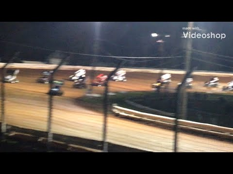 358 Feature - 4/27/18 - Williams Grove Speedway- Jake