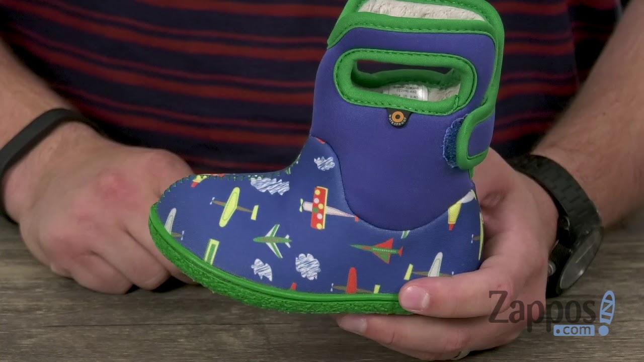 f68bbefc8 Bogs Kids Baby Bogs Planes (Toddler) SKU: 9071955 - YouTube