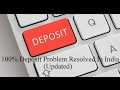 How To Deposit Money In IQ Option With Bank Cards (India ...