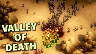 Valley of Death (Among Other Things) - They Are Billions Campaign Part 26