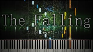 Audiomachine - The Falling [Piano Tutorial] [Synthesia]