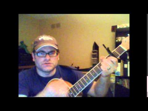 """How to play """"Forever Young"""" by Rod Stewart on acoustic guitar"""