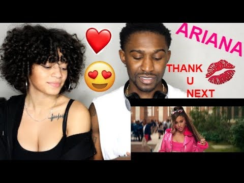 "Ariana Grande ""thank u, nex""t REACTION!! Jaz & Alex"