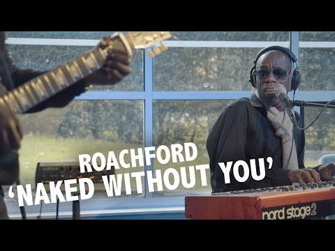 Andrew Roachford - 'Naked Without You' Live @ Ekdom In De Ochtend
