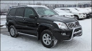 Выбираем б\у Toyota Land Cruiser Prado 120 (бюджет 900-1.000тр)