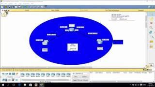 تطبيق عملي CCNA OSPF Lab