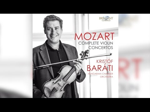 Mozart: Complete Violin Concertos (Full Album)
