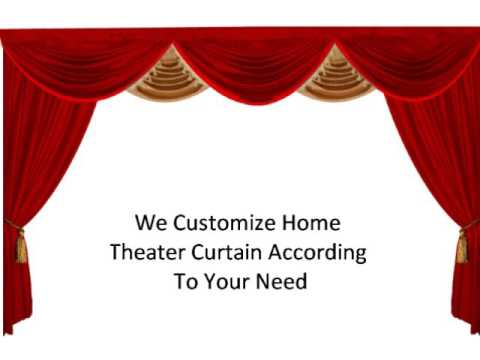 Decorz House : Designer Velvet Stage Curtains, Home Theater and Church Curtains